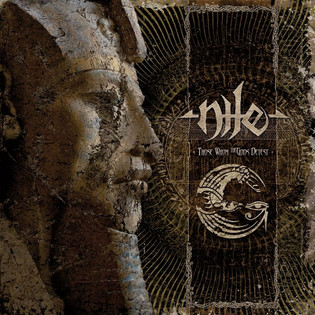 Nile - Those Whom The Gods Detest (2009) Brutal/Technical Death Metal