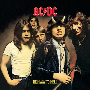 AC/DC - Highway To Hell (1979) Hard Rock