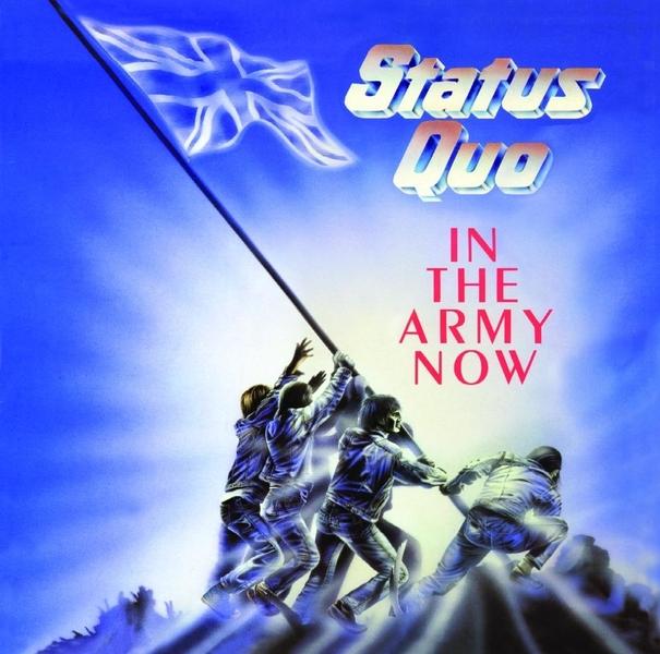 Скачать бесплатно status quo in the army now в mp3 слушать.