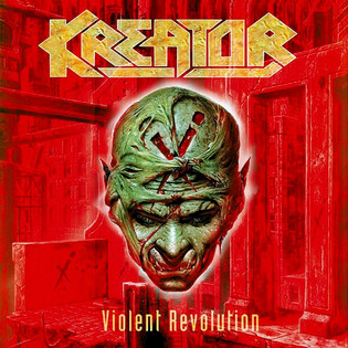 Kreator - Violent Revolution (2001) Thrash Metal