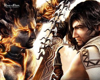 Prince Of Persia: The Two Thrones (2005) [GOG]
