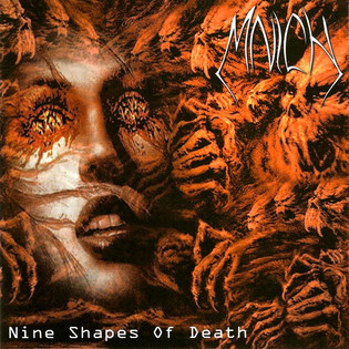 Mnich - Nine Shapes Of Death (2007)