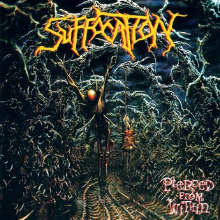Suffocation - Pierced From Within (1995)