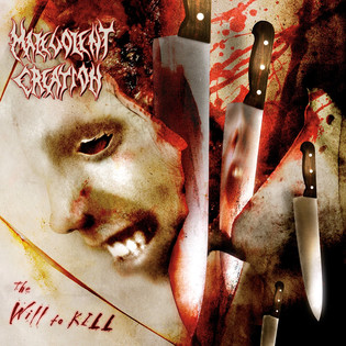 Malevolent Creation - The Will To Kill (2002)