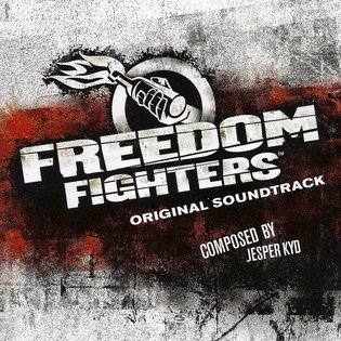 Jesper Kyd - Freedom Fighters (2003) Electronic, Ambient