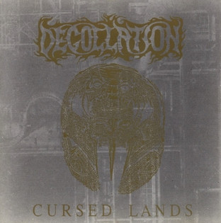 Decollation - Cursed Lands (1992) Death Metal