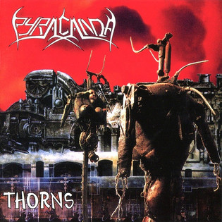 Pyracanda - Thorns (1992) Speed Thrash Metal