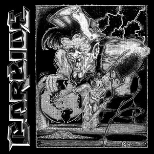 Carbide - Spiral Termination (1994)