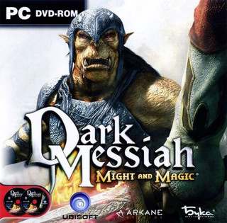 Dark Messiah Of Might And Magic (2006) [Бука]