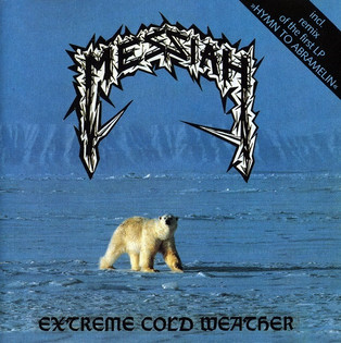 Messiah - Hymn To Abramelin / Extreme Cold Weather (1990) Thrash Death Metal