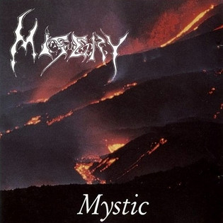 Misery - Mystic (1993) Doom Death Metal
