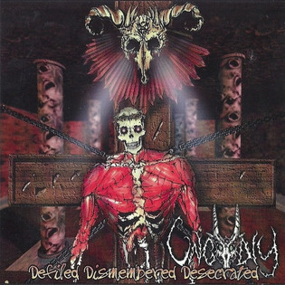 Ungodly - Defiled Dismembered Desecrated (1996) Death Metal