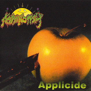 Karandash - Applicide (1994) Thrash Death Metal