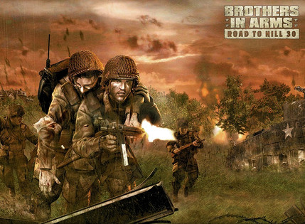 Brothers In Arms: Road To Hill 30 (2005) [GOG]