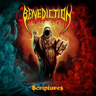 Benediction - Scriptures (2020) Death Metal