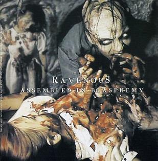 The Ravenous - Assembled In Blasphemy (2000) Death Metal