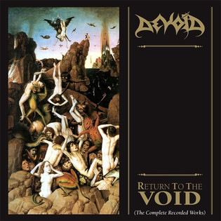 Devoid - Return To The Void (The Complete Recorded Works) (2015) [Compilation]