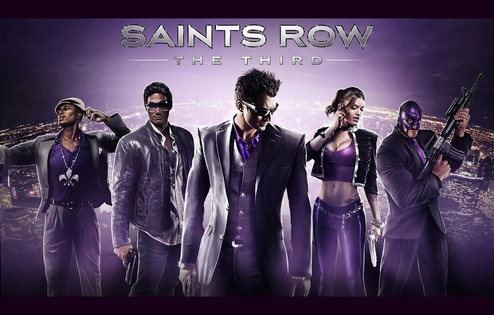 Saints Row: The Third - The Full Package (2011) [GOG]