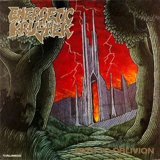 Energetic Krusher - Path To Oblivion (1989) [Vinyl LP]