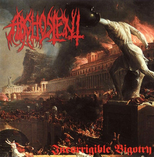 Arghoslent - Incorrigible Bigotry (2002)